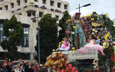 Flower Festival in Madeira