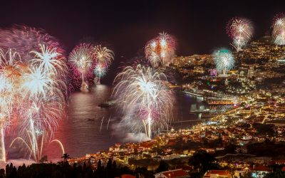 New Year's Eve in Madeira – Guinness World Record