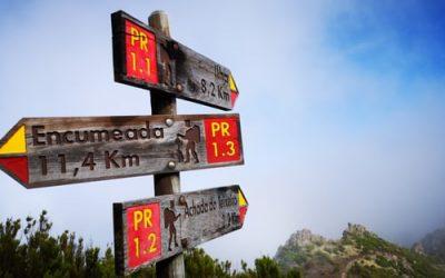 Hiking in Madeira Island